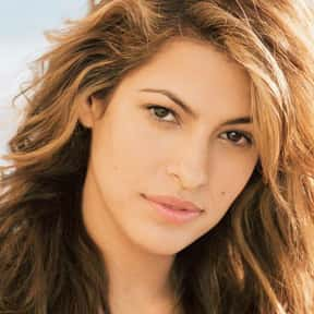 Eva Mendes is listed (or ranked) 22 on the list Natural Beauties Who Don't Need No Make-Up
