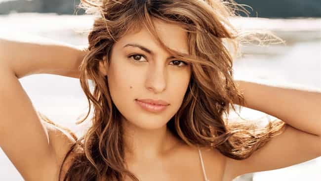 Eva Mendes is listed (or ranked) 3 on the list 15 Celebrities Who Almost Became Priests or Nuns