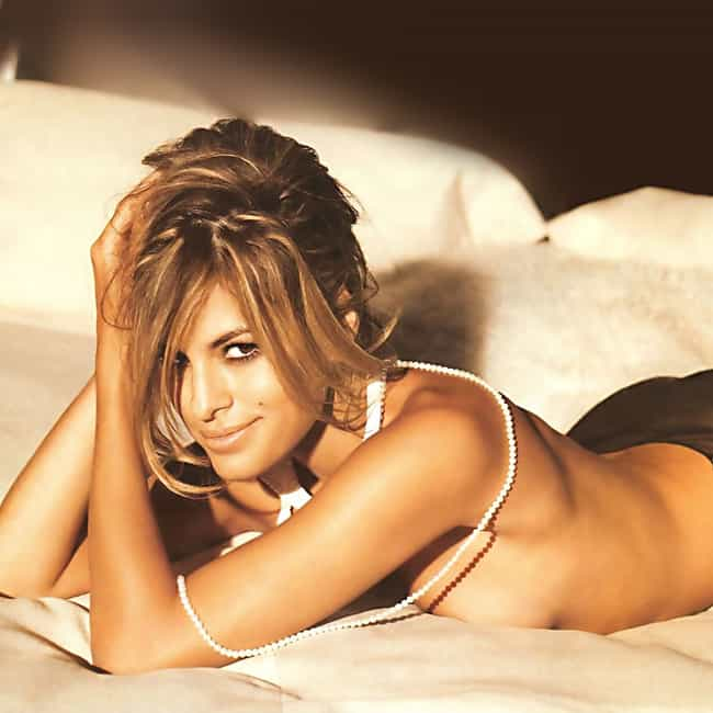 Eva Mendes is listed (or ranked) 3 on the list The Hottest Models From Florida
