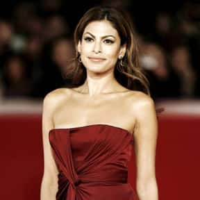 Eva Mendes is listed (or ranked) 25 on the list The Most Beautiful Women of All Time