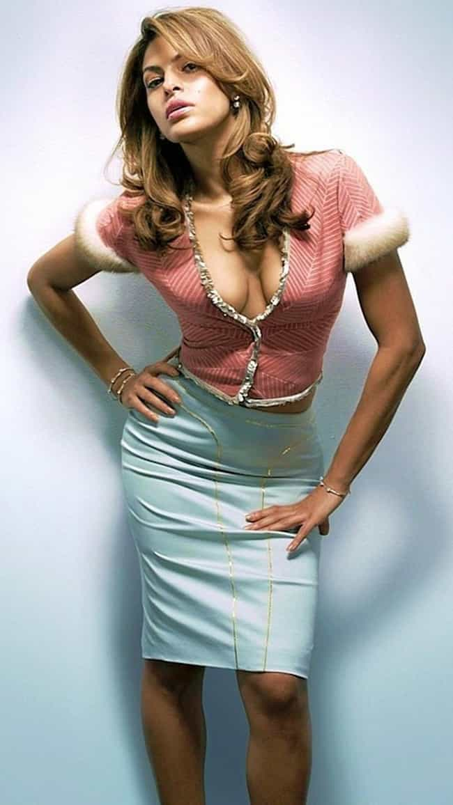 Eva Mendes is listed (or ranked) 3 on the list The Hottest Babes of the 2000s