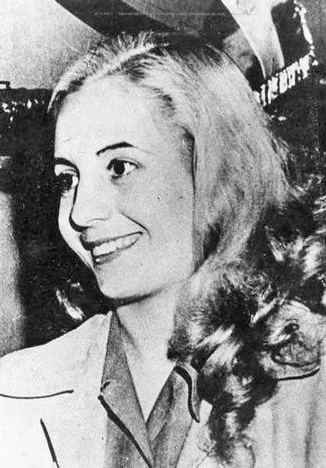 Eva Perón is listed (or ranked) 4 on the list 16 Scandalous Women In History Who Seduced Their Way To Power