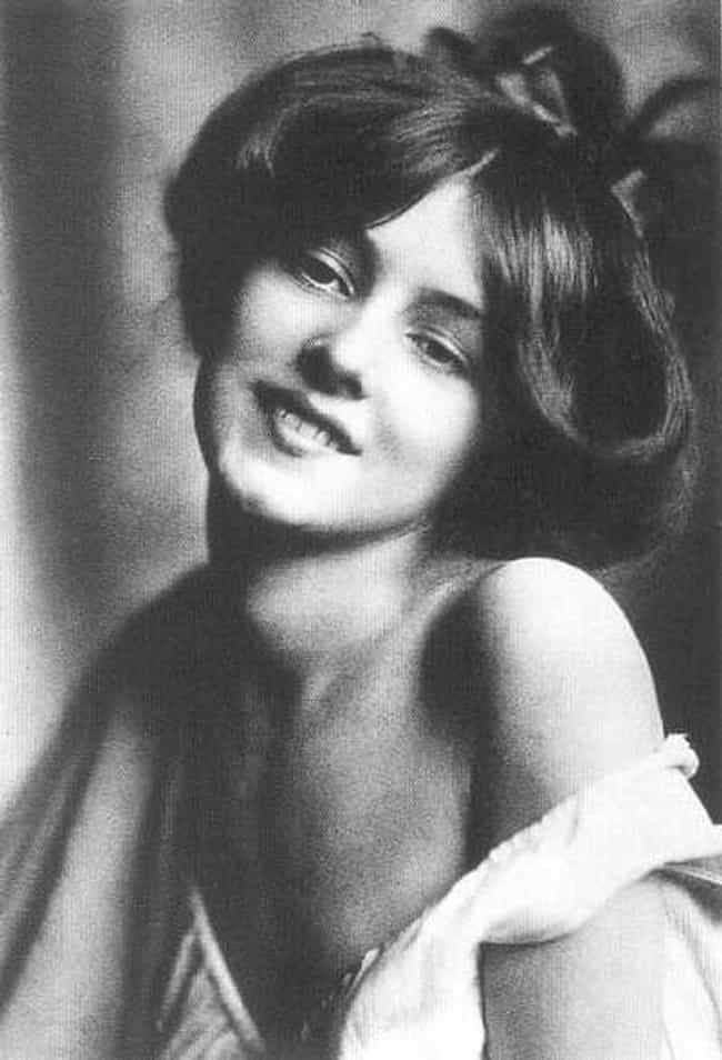 Evelyn Nesbit is listed (or ranked) 1 on the list The Most Beautiful Women of the 1900s