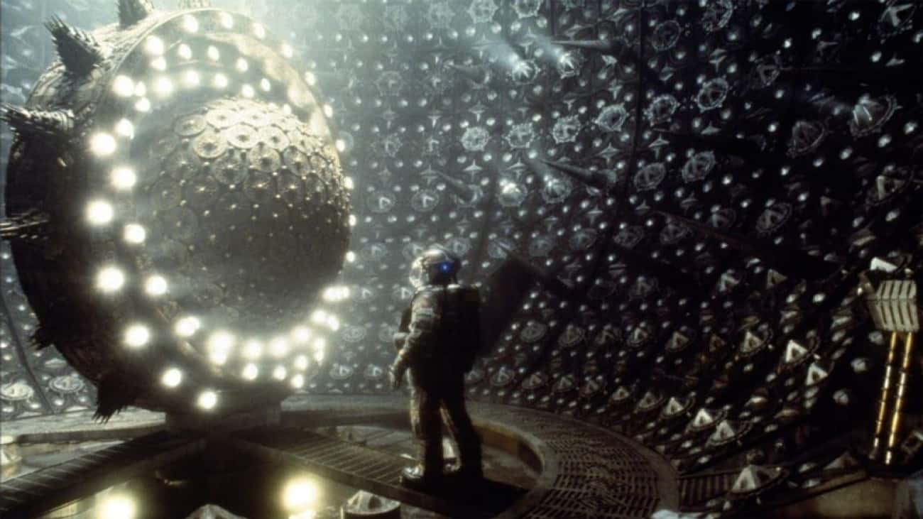 Event Horizon is listed (or ranked) 2 on the list The Best Cosmic Horror Movies That Will Warp Your Mind