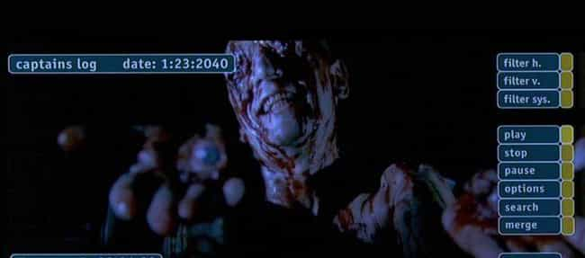 Event Horizon is listed (or ranked) 3 on the list Cut Scenes From Horror Movies That Were Just Too Disturbing