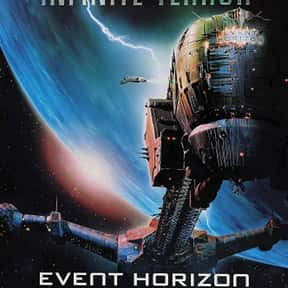 Event Horizon is listed (or ranked) 17 on the list The Best Space Movies