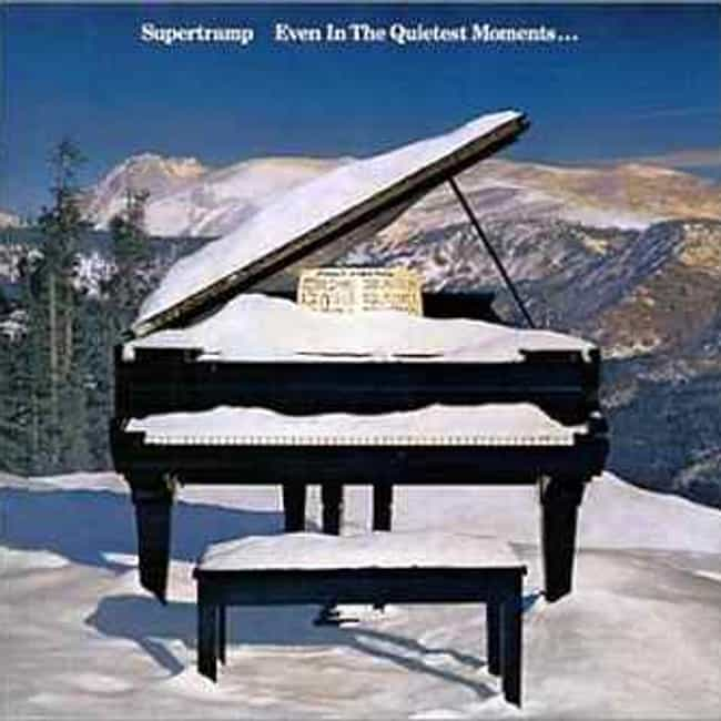 Even in the Quietest Mom... is listed (or ranked) 3 on the list The Best Supertramp Albums of All Time