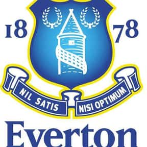 Everton F.C. is listed (or ranked) 7 on the list Predictions for Final Premier League Table Positions