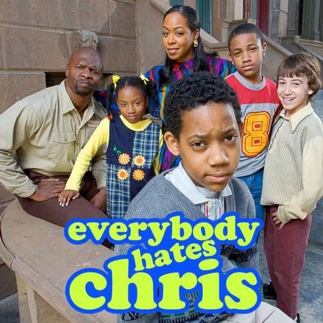 Everybody Hates Chris is listed (or ranked) 1 on the list What to Watch If You Love 'The Goldbergs'