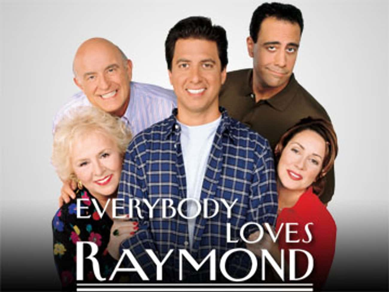 Everybody Loves Raymond is listed (or ranked) 4 on the list What To Watch If You Love 'Frasier'