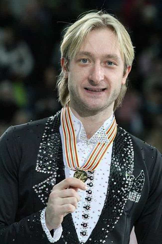 Evgeni Plushenko is listed (or ranked) 2 on the list The Greatest Russian Figure Skaters of All Time