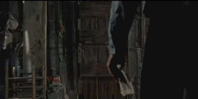 Evil Dead II is listed (or ranked) 4 on the list Creepy Easter Eggs Hidden In The Background Of Movies