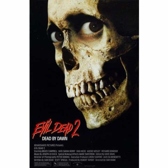 Evil Dead II is listed (or ranked) 1 on the list The Best Movies (and Series) in the Evil Dead Franchise, Ranked
