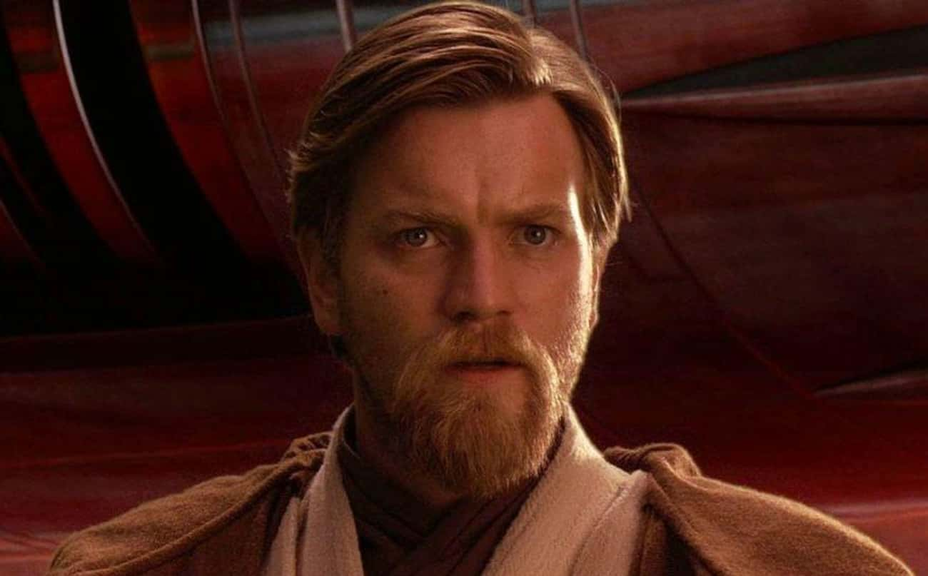 Ewan McGregor In The Prequel Trilogy