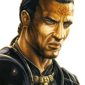 Exar Kun is listed (or ranked) 13 on the list My Top 30 Star Wars Expanded Universe Characters