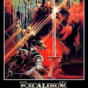 Excalibur is listed (or ranked) 3 on the list The Best Helen Mirren Movies