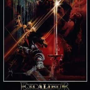 Excalibur is listed (or ranked) 3 on the list The Best Medieval Movies