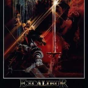 Excalibur is listed (or ranked) 4 on the list The Best Knight Movies