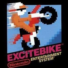 Excitebike is listed (or ranked) 6 on the list The Best Classic Nintendo Arcade Games
