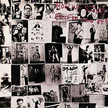 The Rolling Stones - 'Exile On is listed (or ranked) 2 on the list The 15 Most Drug-Fueled Albums Ever Made