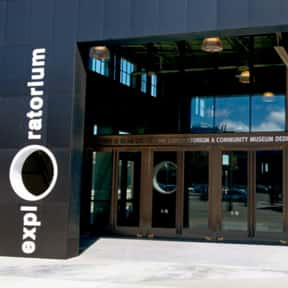 Exploratorium is listed (or ranked) 23 on the list The Best Museums in the United States