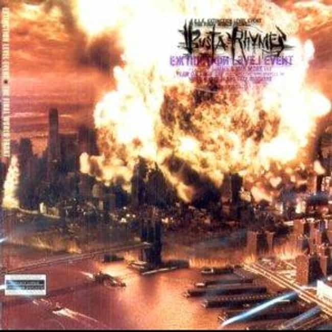 Extinction Level Event: The Fi... is listed (or ranked) 2 on the list The Best Busta Rhymes Albums of All Time