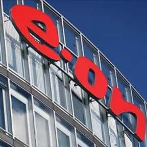 E.ON is listed (or ranked) 22 on the list The Top 100 Socially Responsible Companies