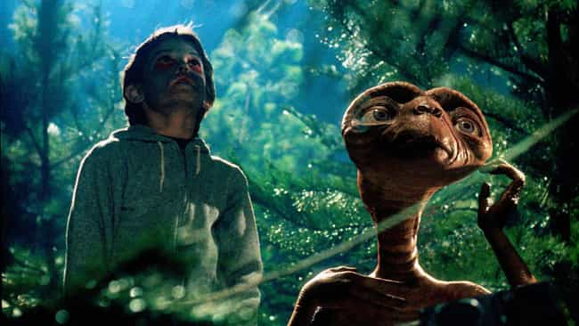 E.T. the Extra-Terrestri... is listed (or ranked) 4 on the list The Best Movies That Have Been Screened At The White House