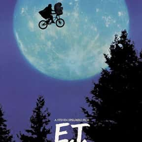 E.T. the Extra-Terrestrial is listed (or ranked) 10 on the list The Greatest Film Scores of All Time