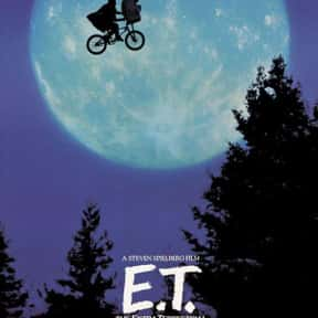E.T. the Extra-Terrestrial is listed (or ranked) 10 on the list The Best Movies for 10-Year-Old Kids