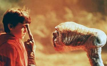 E.T. The Extra-Terrestrial is listed (or ranked) 2 on the list Seemingly Happy Movie Endings With Unhappy Consequences