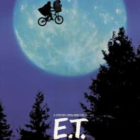 E.T. the Extra-Terrestrial is listed (or ranked) 3 on the list The Best Adventure Movies for Kids