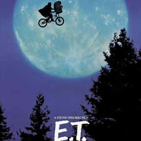 E.T is listed (or ranked) 13 on the list The Greatest Teen Movies of the 1980s
