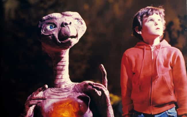 E.T. the Extra-Terrestri... is listed (or ranked) 2 on the list 15 Fan Theories That Absolutely Ruin Our Favorite Childhood Movies