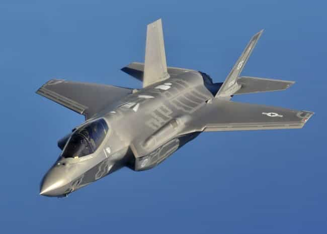 Lockheed Martin F-35 Lig... is listed (or ranked) 1 on the list The Biggest Military Wastes of Money