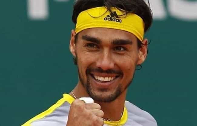 Fabio Fognini is listed (or ranked) 1 on the list The Best Tennis Players from Italy