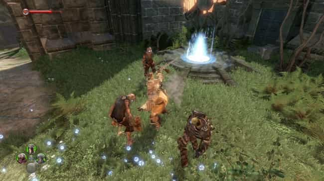 Fable II is listed (or ranked) 4 on the list The 10 Most Unsatisfying Game Endings In History