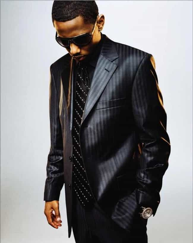 Fabolous is listed (or ranked) 3 on the list The Best Dressed Rappers