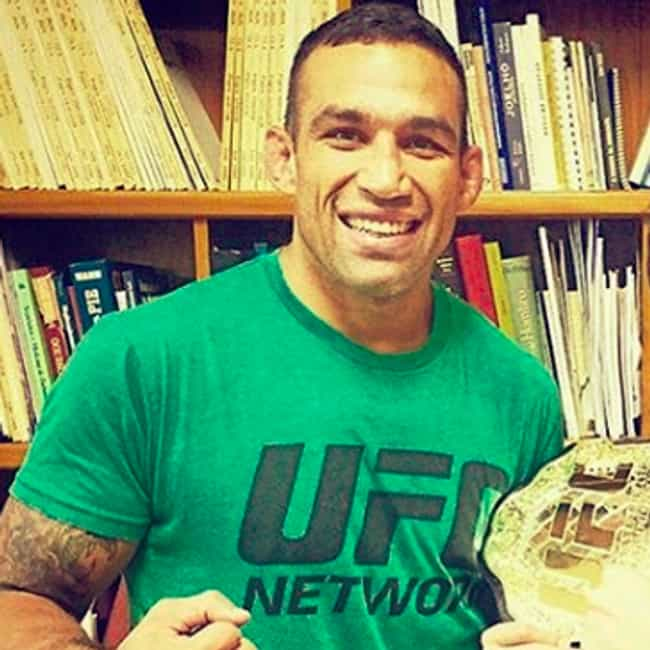 Fabrício Werdum is listed (or ranked) 2 on the list All The Oldest UFC Fighters Competing Right Now