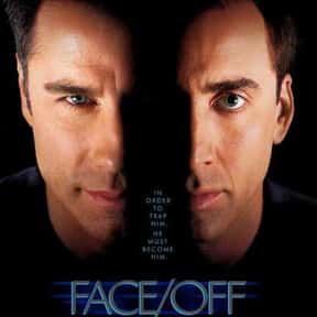 Face/Off is listed (or ranked) 3 on the list The Best Nicolas Cage Movies