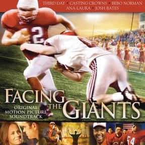 Facing the Giants is listed (or ranked) 2 on the list The Best Movies to Show a Church Youth Group