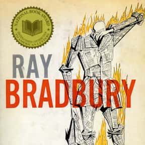 Fahrenheit 451 is listed (or ranked) 1 on the list The Greatest Dystopian Novels
