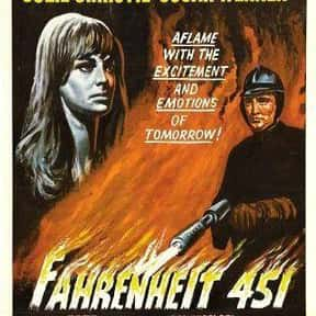 Fahrenheit 451 is listed (or ranked) 8 on the list The Best Sci-Fi Movies of the 1960s