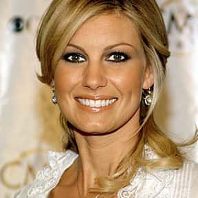 Faith Hill is listed (or ranked) 16 on the list The Female Singer You Most Wish You Could Sound Like