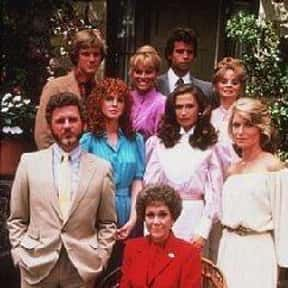 Falcon Crest is listed (or ranked) 16 on the list The Greatest Soap Operas of All Time