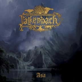 Falkenbach is listed (or ranked) 4 on the list German Folk Metal Bands List
