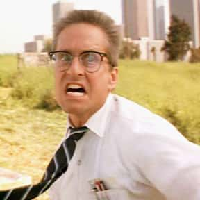 Falling Down is listed (or ranked) 20 on the list Great Movies About Very Dark Heroes