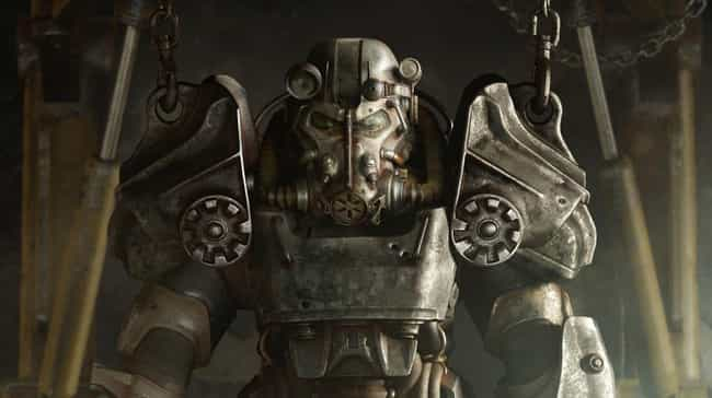 Fallout is listed (or ranked) 3 on the list Video Games That Would Make Great TV Series