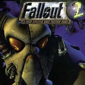 Fallout 2 is listed (or ranked) 1 on the list The Best Isometric Projection Games of All Time
