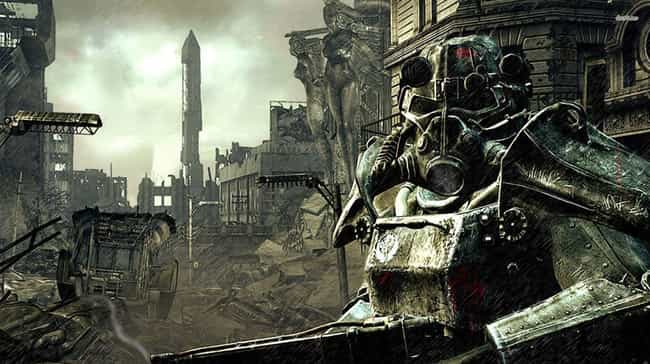 Fallout 3 is listed (or ranked) 3 on the list The 15 Most Difficult Video Games To Beat, Ranked By Gamers